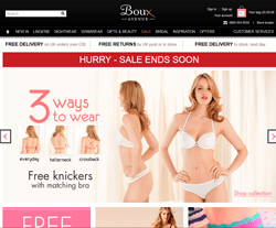 8dfc12293260e 10 Off Boux Avenue Discount & Voucher Code for 12th May, 2019